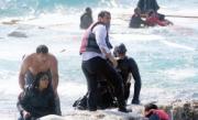 تونس تنتشل جثث 28 مهاجرا من البحر المتوسط