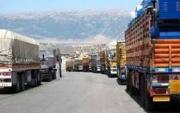 خطأ موظف يعلق 100 شاحنة اردنية على الحدود السعودية