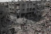 مائة عام قد يستغرق إعادة بناء قطاع غزة