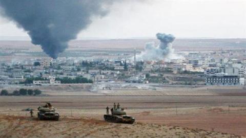 خطط تركية للتوغل شمال سورية ومنع كيان كردي