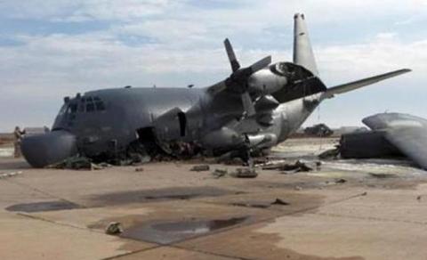 تحطم طائرة عسكرية إندونيسية ومقتل 30 على الأقل