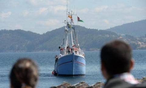 إسرائيل تسيطر على سفينة أسطول الحرية