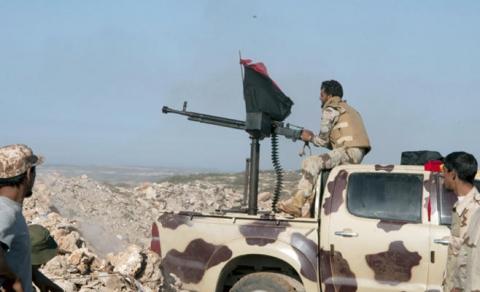 ليبيا: حفتر يحتوي بوادر تمرد عسكري