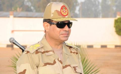 السيسي من سيناء: لن يستطيع أحد أن يروع المصريين أو يقهر إرادتهم