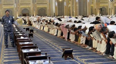 تشديد الإجراءات الأمنية في الكويت