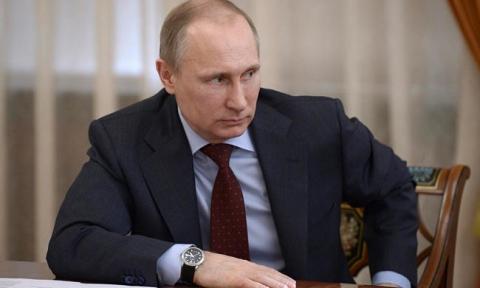 بوتين: الحوار الأميركي الروسي مفتاح الاستقرار في العالم