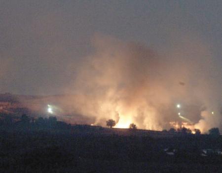 الجيش السوري يصد هجوماً للمعارضة قرب معقل الأسد
