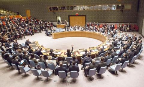 اتفاق أردني فلسطيني على رفع مشروع قرار إلى مجلس الأمن لحماية الشعب الفلسطيني