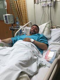 عملية قلب مفتوح عاجله لحاج فلسطيني