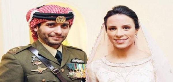 ما لا تعرفونه عن الأمير حمزة وهكذا تعرف على زوجته