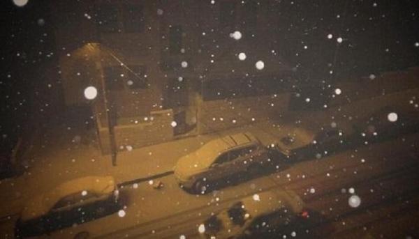 """النماذج تتفق على منخفض الجمعة القطبي """" تعرف على امكانية تساقط الثلوج حسب منطقتك """" !"""
