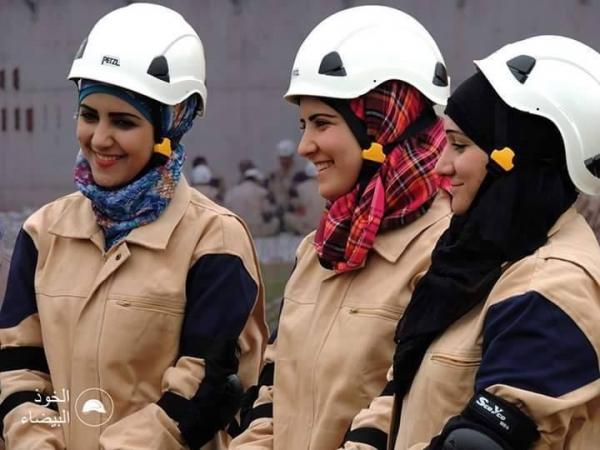 429 من الخوذ البيضاء دخلوا الاردن من معبر الشيخ حسينتفاصيل